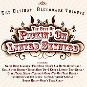 Various Artists: Best of Pickin' on Lynyrd Skynyrd