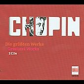 Greatest Works - Chopin / Masur, Gabriel, Pistorius, Schmidt, et al