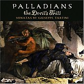 Devil's Trill - Sonatas by Giuseppe Tartini / Palladians