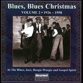 Various Artists: Blues, Blues Christmas, Vol. 2