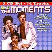 The Moments: Only The Best Of The Moments *