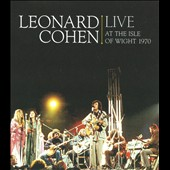 Leonard Cohen: Live at the Isle of Wight 1970 [CD/DVD] [Digipak]