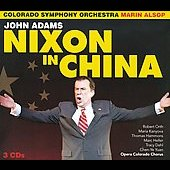 John Adams: Nixon in China / Robert Orth