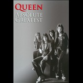 Queen: Absolute Greatest [Casebound Book Version]