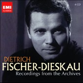 Dietrich Fischer-Dieskau: Recordings from the Archives