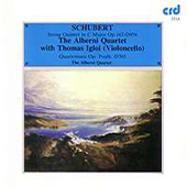 Schubert: Quintet in C / Alberni Quartett