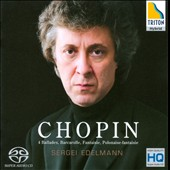 Chopin / Sergei Edelmann