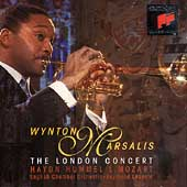 Wynton Marsalis - The London Concert / Leppard, English CO