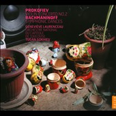 Prokofiev: Violin Concerto No. 2; Rachmaninov: Symphonic Dances / Sokhiev