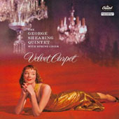 George Shearing: Velvet Carpet