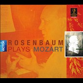 Victor Rosenbaum Plays Mozart / Sonatas K.457, 333; Adagion K.540, et al.
