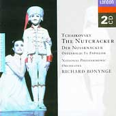 Tchaikovsky: The Nutcracker, etc / Bonynge, National PO