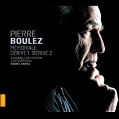 Boulez: Memoriale; Derive 1; Derive 2 / Daniel Kawka