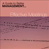 Various Artists: Effective Meetings