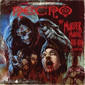 Necro: The  Murder Murder Kill Kill Double EP [EP] [PA] *