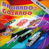 Various Artists: Bailando y Gozando [CD/DVD]
