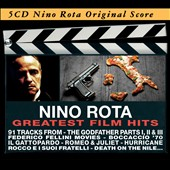 Nino Rota (Composer): Complete Movie Hits