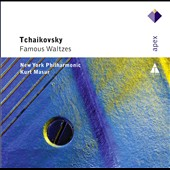 Peter Tchaikovsky: Famous Waltzes / NY Phil., Masur