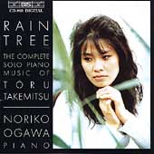 Takemitsu: Complete Solo Piano Music / Noriko Ogawa