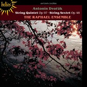 Dvor&aacute;k: String Quintet, Op. 97; String Sextet, Op. 48 / Raphael Ensemble