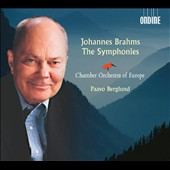 Brahms: The Symphonies / Paavo Berglund, CO of Europe