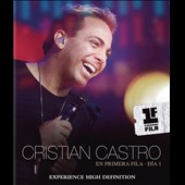 Cristian Castro: En Primera Fila: Dia 1 [Blu-Ray]