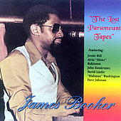 James Booker: Lost Paramount Tapes