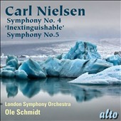 Nielsen: Symphonies Nos. 4 