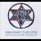David D'or/Patrick Sabag: Songs of the Many, Vol. 2