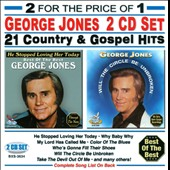 George Jones: 21 Country & Gospel Hits
