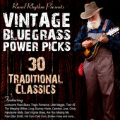 Various Artists: Vintage Bluegrass Power Picks: 30 Traditional Classics