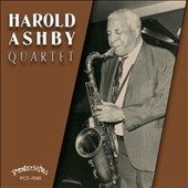 Harold Ashby Quartet: Harold Ashby Quartet
