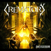 Crematory: Antiserum [Digipak]