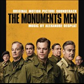 Alexandre Desplat: The Monuments Men [Original Motion Picture Soundtrack]