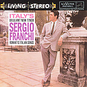 Sergio Franchi: Romantic Italian Songs