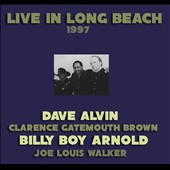 Dave Alvin: Live in Long Beach, 1997 [Slipcase] *