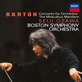 Bartók: Concerto for Orchestra; The Miraculous Mandarin [Blu-Spec]
