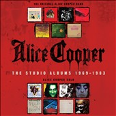 Alice Cooper: The Studio Albums 1969-1983 [Box] *