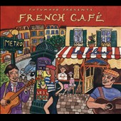 Various Artists: French Cafe