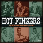 Various Artists: Hot Fingers: History of American Guitar, Vol. 2: 1951-1962