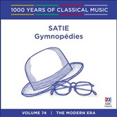 Satie: Gymnopédies