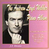 J.J. Sheridan: The Andrew Lloyd Webber Piano Album