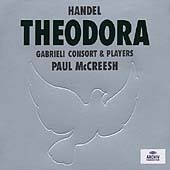 Handel: Theodora / McCreesh, Gritton, Bickley, Blaze, et al