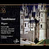 Wagner: Tannh&auml;user / Sawallisch, Kollo, Janowitz, et al