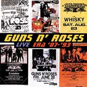 Guns N' Roses: Live: Era '87-'93 [Clean] [Edited]