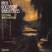 Bach: Goldberg Variations / Tatiana Nikolayeva