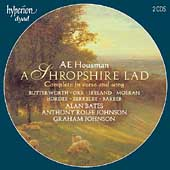 A. E. Housman - A Shropshire Lad / Bates, Johnson, et al