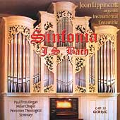 Sinfonia - J.S. Bach / Joan Lippincott, et al