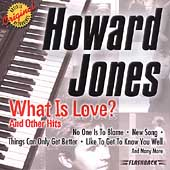 Howard Jones: What Is Love and Other Hits