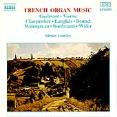French Organ Music / Simon Lindley